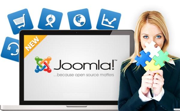 Creazione siti web su base Joomla